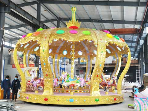 26 Seat Carousel for Park