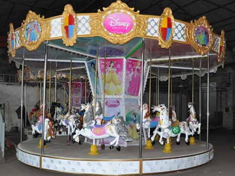 Carousel for Sale for Amusement Parks