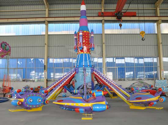Beston New Amusement Rides