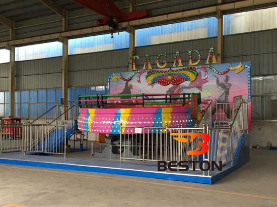 Beston Tagada Amusement Rides