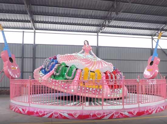New Amusement Rides