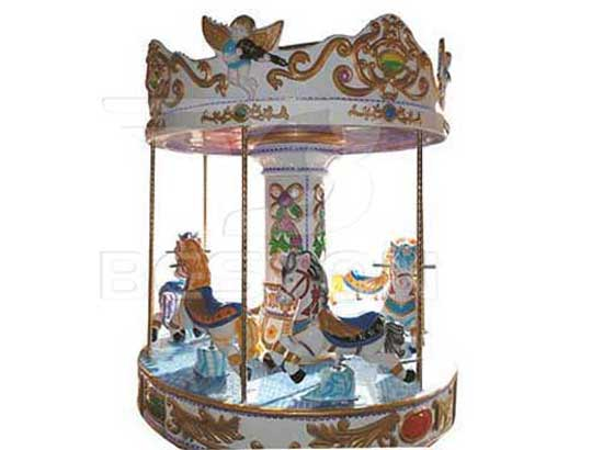 Mini Carousel With 6 Seat for Sale