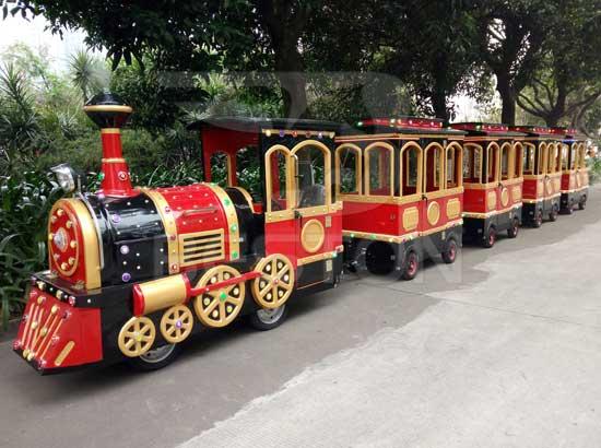 Amusement Park Train for Bangladesh